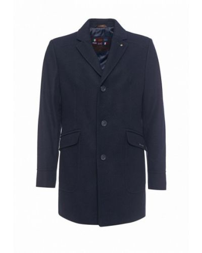 Синее пальто Bazioni