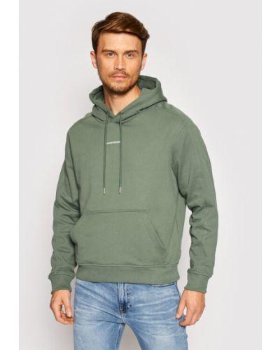 Dres - zielony Calvin Klein Jeans