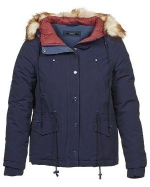 Niebieska kurtka Kookai