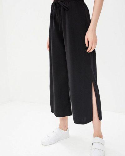 Черные брюки Fornarina