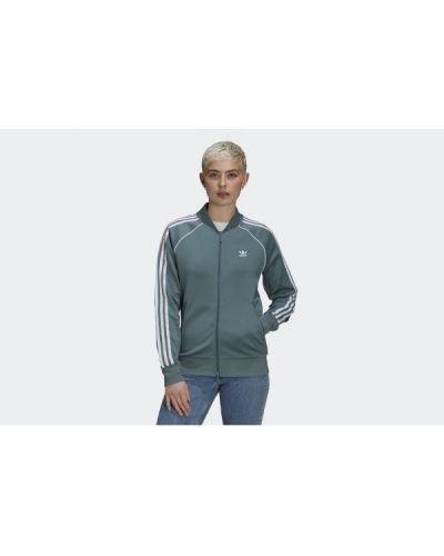 Kurtka sportowa - zielona Adidas