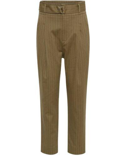 Zielone spodnie Custommade