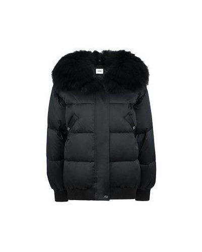 Черная куртка Max & Moi