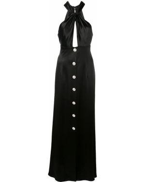 Платье на пуговицах с V-образным вырезом Jill Jill Stuart