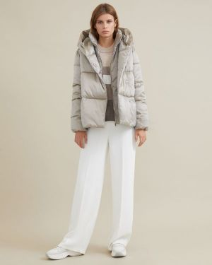 Утепленная куртка с подкладкой Zarina