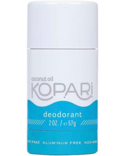 Bezpłatne cięcie skórzany dezodorant bezpłatne cięcie przycięte Kopari