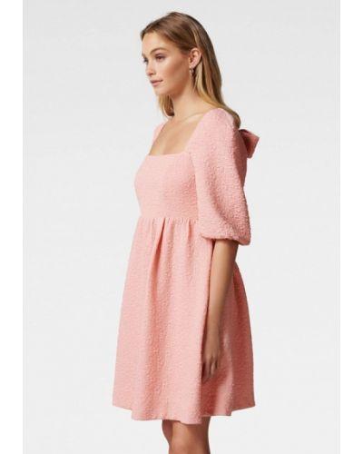 Розовое вечернее платье Forever New