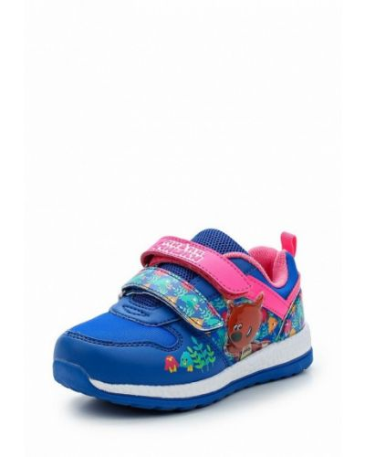 Синие кроссовки Kakadu
