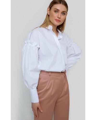 Белая рубашка Cardo