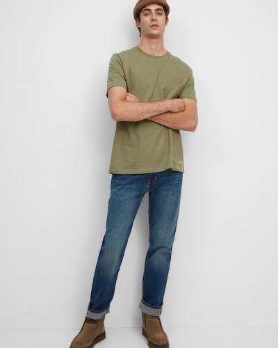 Niebieskie jeansy vintage Marc O Polo