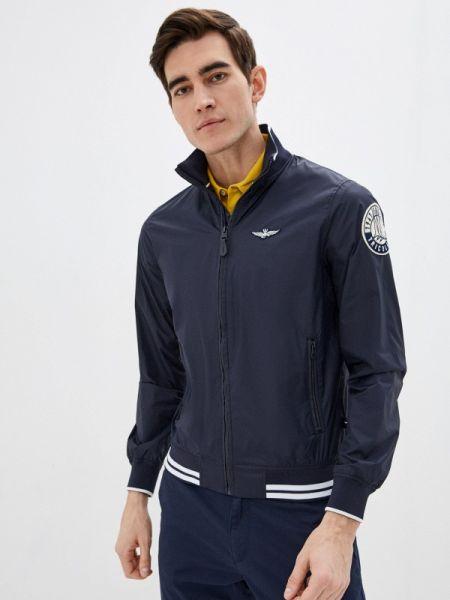 Куртка синяя Aeronautica Militare
