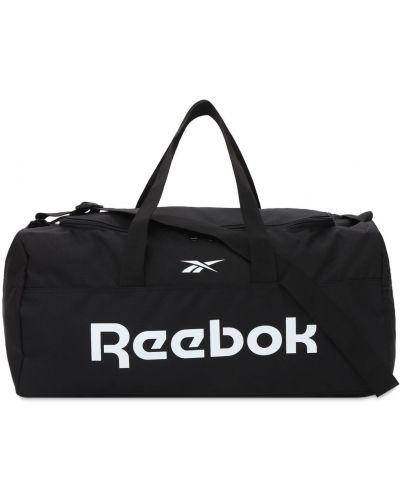 Czarna torba Reebok Classics