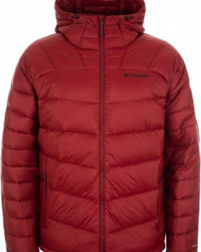 Куртка с капюшоном спортивная осенняя Columbia