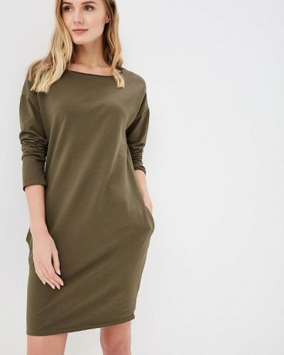Платье хаки Numinou