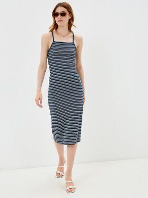 Платье - синее Rvca