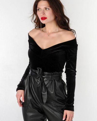 Черная блузка O&j