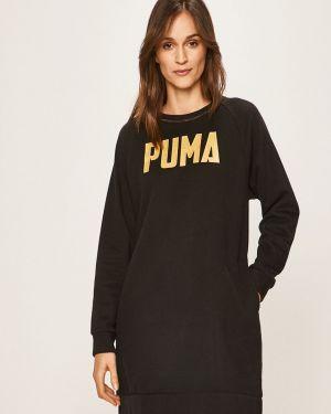 Платье мини оверсайз повседневное Puma