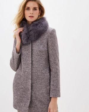 Зимнее пальто серое пальто Giulia Rosetti