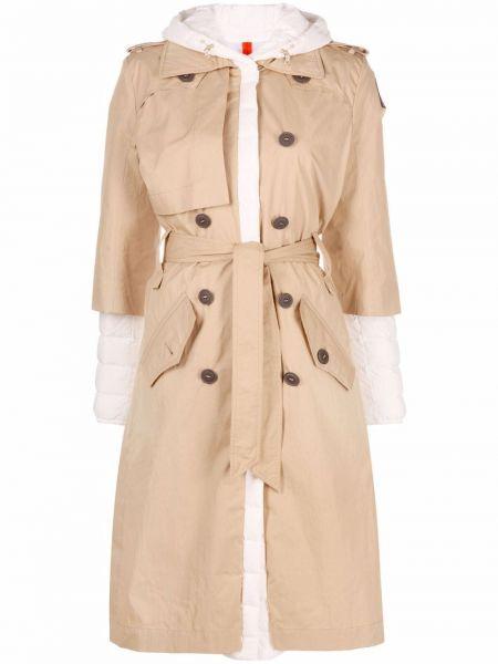 Пальто с перьями Parajumpers