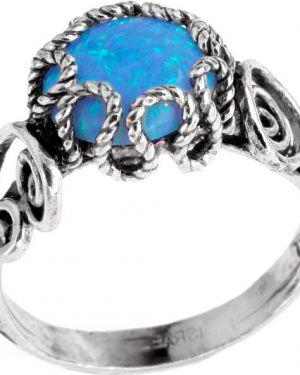 Кольцо из серебра с декоративной отделкой Yaffo
