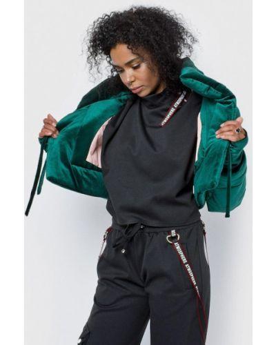 Зимняя куртка утепленная весенняя Malaeva