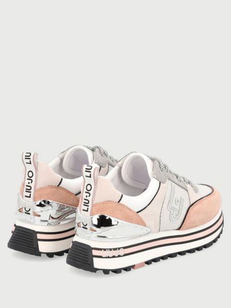 Кроссовки - белые Liu Jo