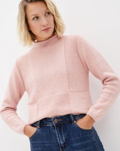 Розовый зимний джемпер Bulmer