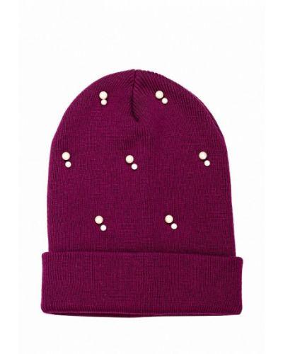 Фиолетовая шапка осенняя Caskona