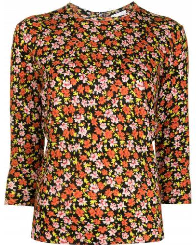 Шерстяной пуловер круглый с круглым вырезом Paul Smith