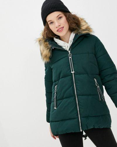 Утепленная куртка - зеленая Top Secret