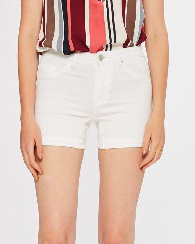 Джинсовые шорты с карманами на пуговицах Jacqueline De Yong