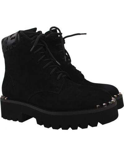 Ботинки - черные Brocoly