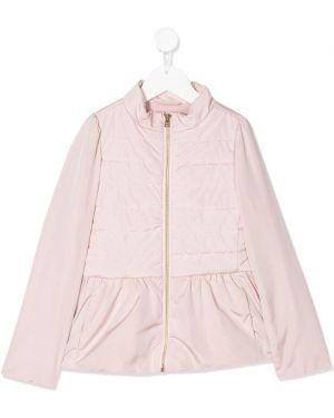Розовая куртка Herno