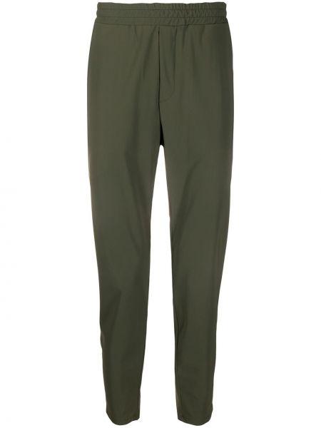 Zielone spodnie Hydrogen