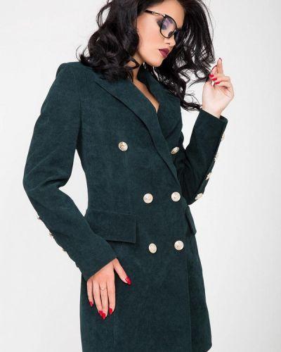 Платье - зеленое Sergio Cotti