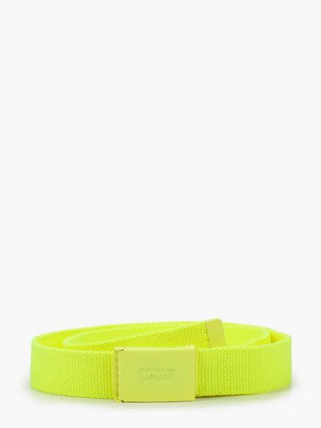 Желтый ремень Levi's®