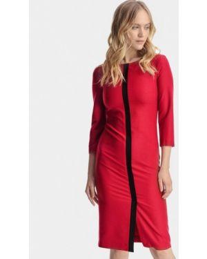 Коралловое платье Natali Bolgar