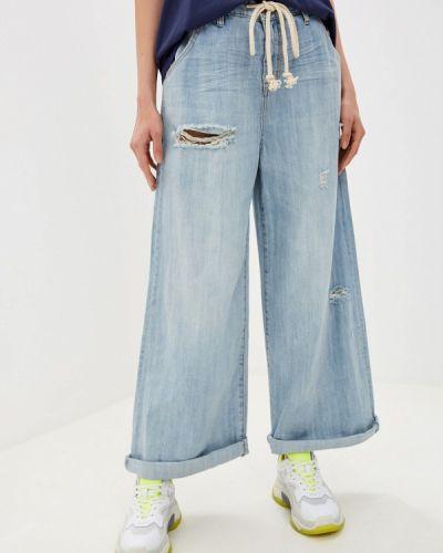 Широкие джинсы расклешенные One Teaspoon