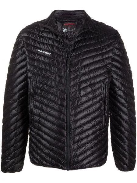 Стеганая куртка - черная Mammut