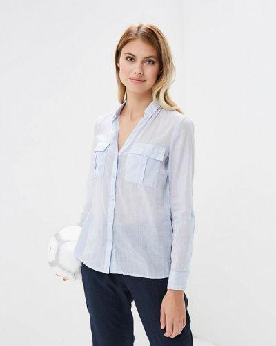 Голубая рубашка с длинным рукавом Ovs