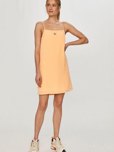 Джинсовое платье Calvin Klein Jeans