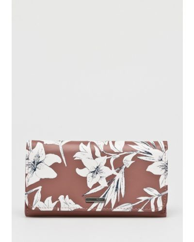 Кожаный кошелек на молнии Roxy