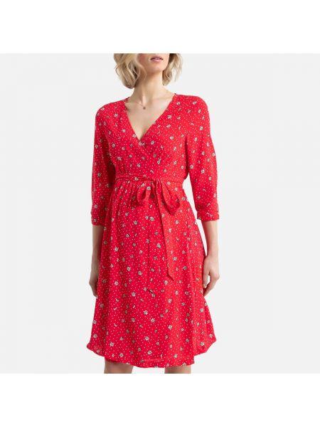 Летнее платье для беременных миди La Redoute