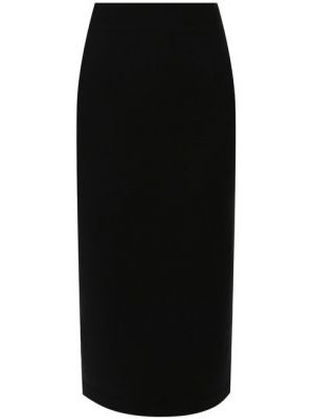 Юбка карандаш прямая черная Tom Ford