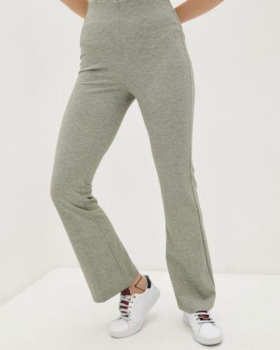 Прямые зеленые брюки Marks & Spencer