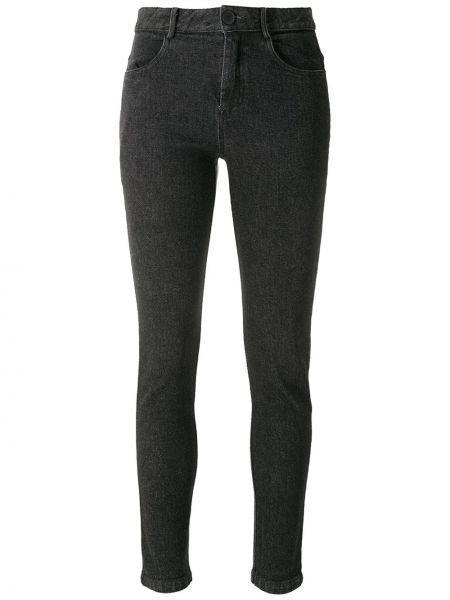 Хлопковые брюки - черные Uma   Raquel Davidowicz