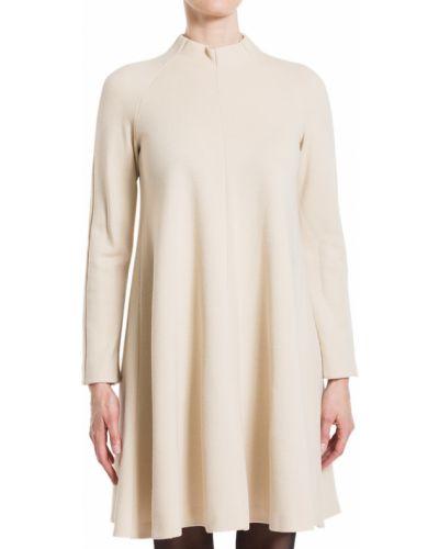 Шерстяное платье - бежевое Missoni