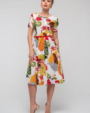 Повседневное платье миди Петербургский Швейный Дом