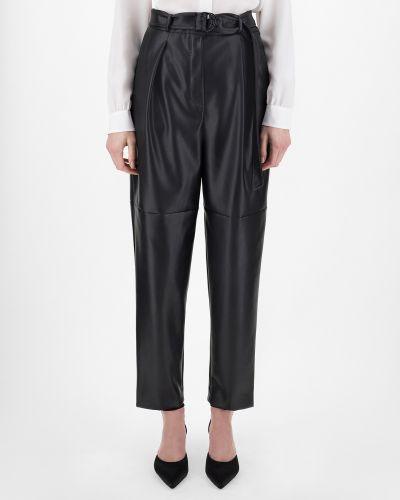 Укороченные брюки - черные Maxmara