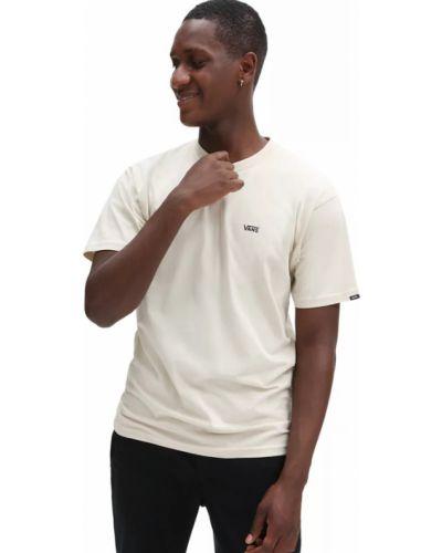 Хлопковая футболка - черная Vans
